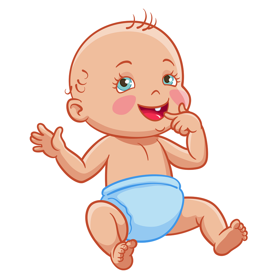 Produkte mit Veilchenwurzeln helfen und unterstützen Ihr Baby schweren Zeiten beim Zahnen. Foto: vectorpouch/Bickstock