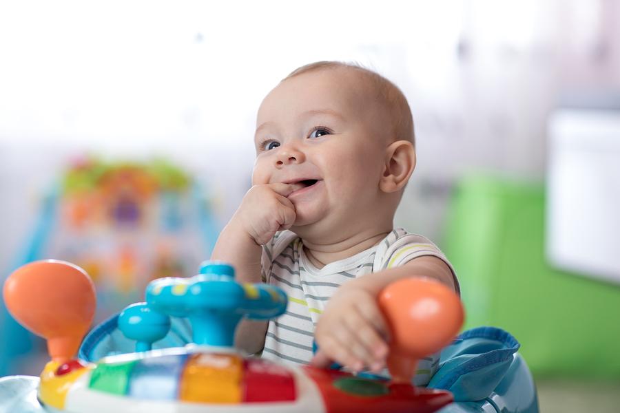 Zahnungshilfen für Babys