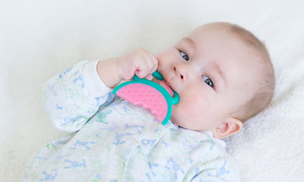 Zahnen beim Baby