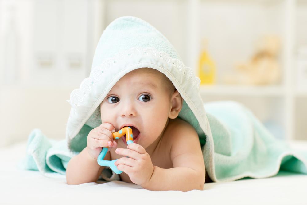 Beissring für Babys
